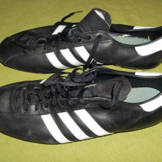 Ghete de fotbal Adidas Breitner Super (1985) de colectie - plus bonus - Ghete fotbal