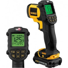 Termometru infrarosu 10.8 V 2.0Ah DeWalt DCT414D1 - Termometru copii