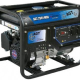 Generator de curent monofazat Mitsubishi AGT 2901 MSB - 2, 4kVA - Generator curent Agt, Generatoare digitale