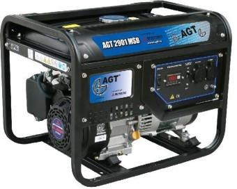 Generator de curent monofazat Mitsubishi AGT 2901 MSB - 2,4kVA foto
