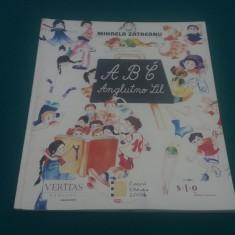 ABECEDAR LIMBA RROMANI/ MIHAELA ZĂTĂREANU/ 2001 - Manual scolar Altele, Limbi straine
