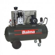 Compresor de aer Balma NS39-270 CT5.5, debit aspirat 653 l/min, 270L, 11bar, 400V - Compresor Service