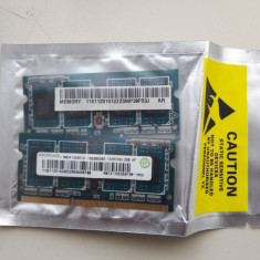 KIT 6GB RAM (4+2GB), SDRAM DDDR3, 1600 MHz, Ramaxel - Memorie RAM