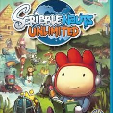 Scribblenauts Unlimited Nintendo Wii U - Jocuri WII U, Actiune, 12+