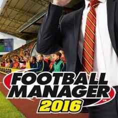 Football Manager 2016 Pc - Jocuri PC Sega, Simulatoare, 3+