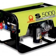 Generator de curent cu motor HONDA S5000 - 5, 11kVA - Generator curent, Generatoare cu automatizare
