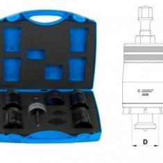 Extractor pentru inele interioare ale rulmentilor – UNIOR - Scule ajutatoare Service