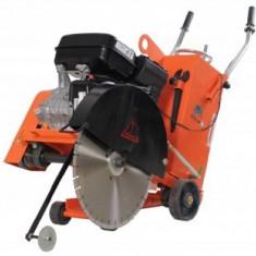 Masina de taiat asfalt beton 400mm, Bisonte MTA400-H - Motodebitator