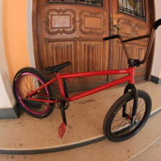 Bicicleta BMX Nespecificat Aspire Academy 2012, Numar viteze: 1
