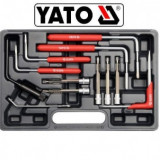 Set chei torx si hex pentru demontare airbag Yato YT-06291