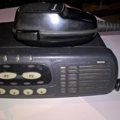 Statie radio Motorola GM340 UHF