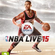 Nba Live 15 Xbox One - Jocuri Xbox Electronic Arts