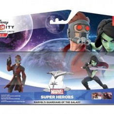 Set 2 Figurine Disney Infinity 2.0 Guardians Of The Galaxy Playset Pack