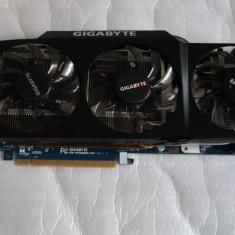 Gigabyte GTX580 Windforce 1536 ddr5 / 384 bits Gaming DX11 Hdmi - Placa video PC Gigabyte, PCI Express, 1.5 GB, nVidia