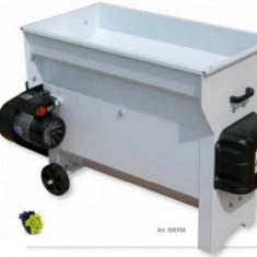 Desciorchinator cu zdrobitor cu motor si pompa Grifo DVEP30 - Zdrobitor struguri