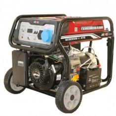 Generator monofazat 7kW cu automatizare Senci SC-8000 ATS - Generator curent, Generatoare cu automatizare
