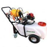 Pulverizator pe roti Sport Garden SG P60T, motor 2T, 60 l