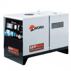 Generator de curent Genmac Daily RG6100, 6kW - Generator curent