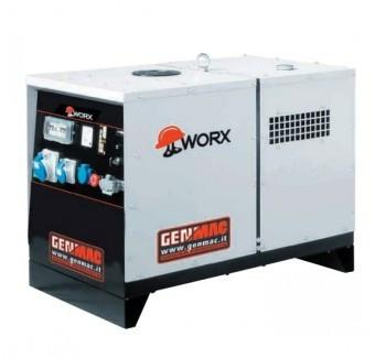 Generator de curent Genmac Daily RG6100, 6kW foto