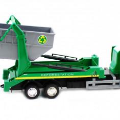 Masina de gunoi pentru copii - Jucarie distractiv - educativa - Masinuta