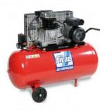 Compresor FIAC cu piston, 100L, profesional, AB100/330MC - Compresor Service