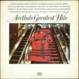 Aretha Franklin Greatest Hits LP (vinyl) - Muzica Blues