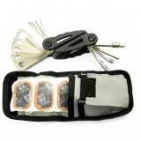 Set chei pentru bicicleta, Strend Pro Akola S1901-28, in husa, 28 piese - Cheie mecanica