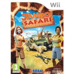 Jambo Safari Ranger Adventure Wii - Jocuri WII Sega