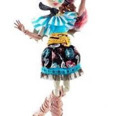 Papusa Monster High Shriekwrecked Nautical Ghouls Doll Rochelle Goyle