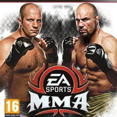 Ea Sports Mma Ps3 - Jocuri PS3 Electronic Arts, Sporturi, 12+
