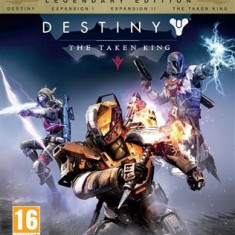 Destiny The Taken King Legendary Edition Xbox One - Jocuri Xbox Activision