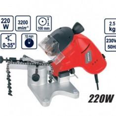 Aparat de ascutit lant drujba 220W, Raider RD-CSS01 - Masina de ascutit