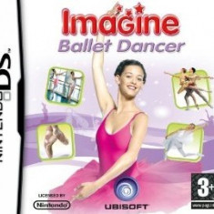 Imagine Ballet Dancer Nintendo Ds - Jocuri Nintendo DS Ubisoft