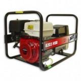 Generator de curent trifazat Honda AGT 8203 HSBE R26 - 7kVA - PORNIRE ELECTRICA - Generator curent
