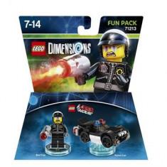 Set Lego Dimensions Fun Pack Lego Movie Bad Cop