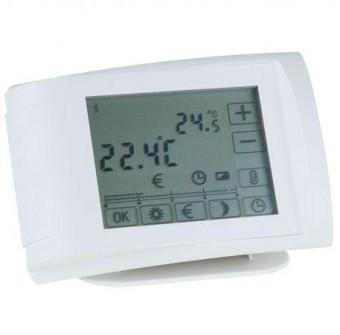 Termostat centrale termice, Touch Screen, Kemot URZ1221 foto mare
