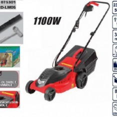 Masina electrica tuns iarba 1100 W, Raider RD-LM05 - Masina tuns iarba