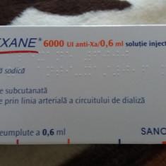 Clexane 0,6 ml injectabil