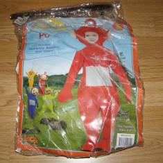 Costum carnaval serbare teletubbies pentru copii de 2-3-4 ani, Marime: Masura unica, Culoare: Din imagine