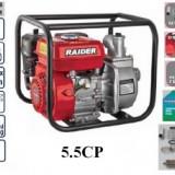 Motopompa benzina 5.5CP, Raider RD-GWP01 - Pompa gradina