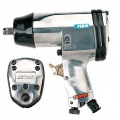 Pistol pneumatic de impact 435Nm, Fervi Italia 0576 - Cheie pistol pneumatic Service