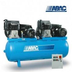 Compresor, 11Bar, 500L, Abac TANDEM PRO B6000 500 T7.5 - Compresor Service