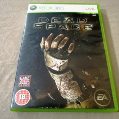 Joc Dead Space, xbox360, original, alte sute de jocuri! - Jocuri Xbox 360, Shooting, 18+, Single player