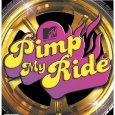 Pimp My Ride Nintendo Wii - Jocuri WII Activision, Curse auto-moto, 12+