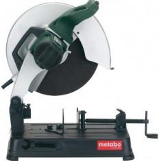 Debitator metale 2300W, Metabo CS 23-355 - Masa pentru taiat