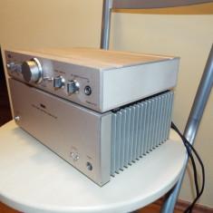 Amplificator statie TOSHIBA + preamplificator TOSHIBA AUREX - Amplificator audio