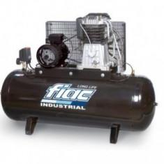 Compresor trifazat INDUSTRIAL 3kW, FIAC AB200-4F LONG LIFE - Compresor Service
