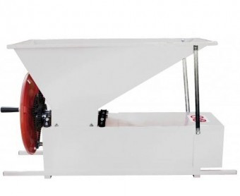 Zdrobitor - desciorchinator manual de struguri ENO3 SMALTO, 1200KG/h foto mare