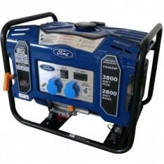 Generator Ford Tools FG4650P, 3800W, 230V, AVR inclus, motor benzina - Generator curent