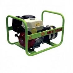 Generator pe benzina HONDA MES 5000, 4.2kVA - Generator curent